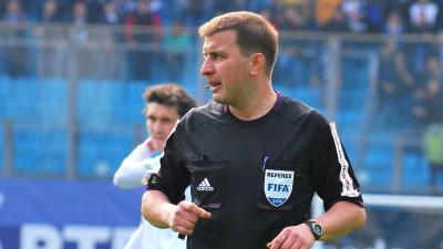 Назначен главный судья матча ПФК ЦСКА – «Уфа»